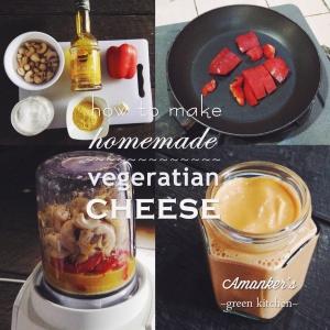 How to make homemade Vegetarian Cheese