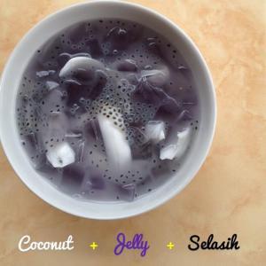 Coconut-Jelly-Selasih