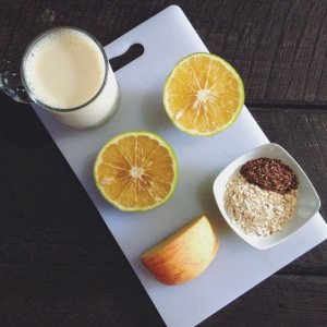 Homemade Soy Smoothie