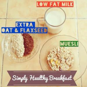 Simply Healthy Breakfast