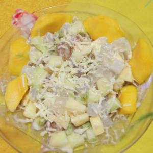 Night Mango Snack