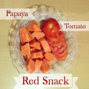Papaya + Tomato