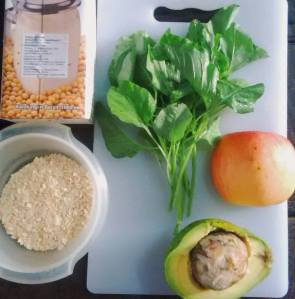Soy Green Smoothie