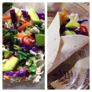 Veggie Mix Kebab