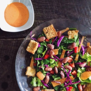 Cashew Salad Dressing