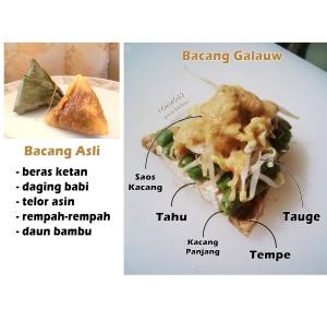 Bacang Galauw